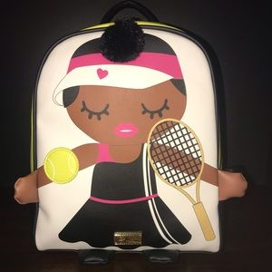 Betsy Johnson Tennis 🎾 Backpack 🎒